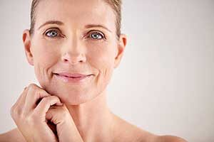 Skin Care Over 50 Woman